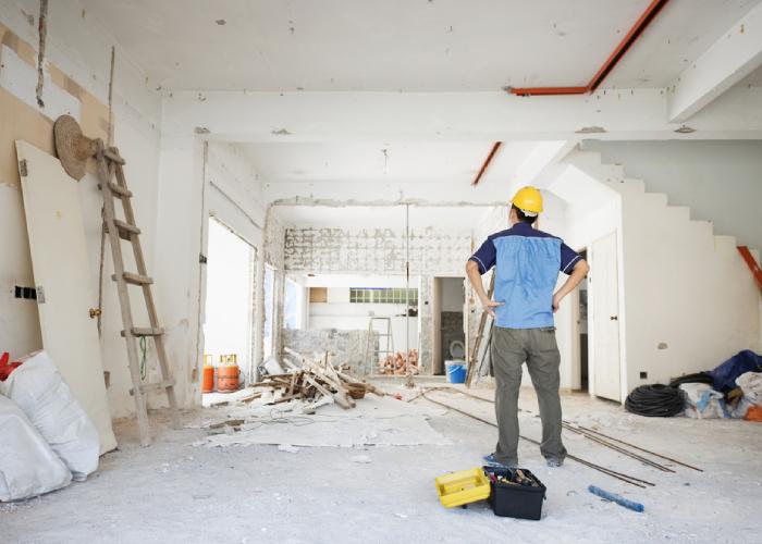 Rénovation de maison à Ormont-Dessus